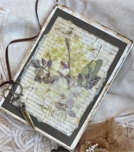 Винтажные закладки с гербанием