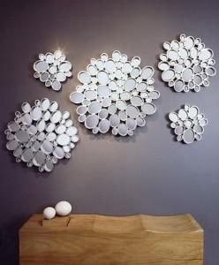 Зеркальный декор интерьера
